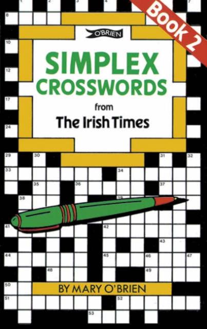 Simplex Crosswords from the Irish Times: Book 2