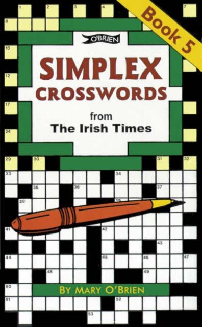 Simplex Crosswords Book 5