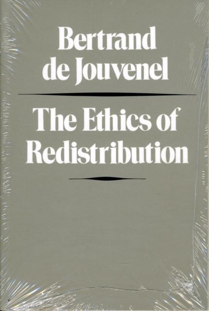Ethics of Redistribution