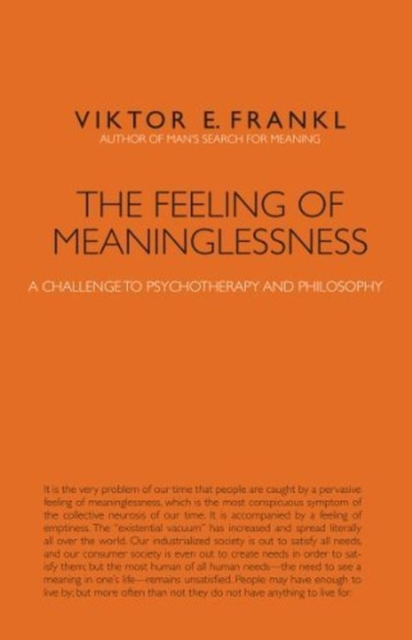 Feeling of Meaninglessness