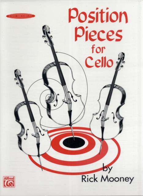 Position Pieces for Cello, Book 1