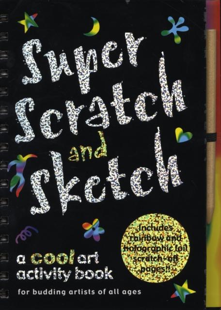 SCRATCH & SKETCH PIRATES