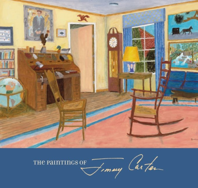 Paintings of Jimmy Carter