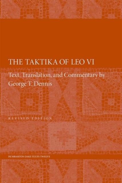 Taktika of Leo VI - Revised Edition 2e