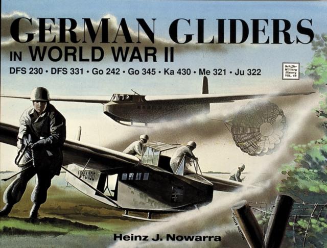 German Gliders in WWII