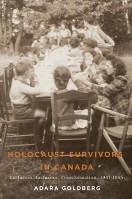 Holocaust Survivors in Canada