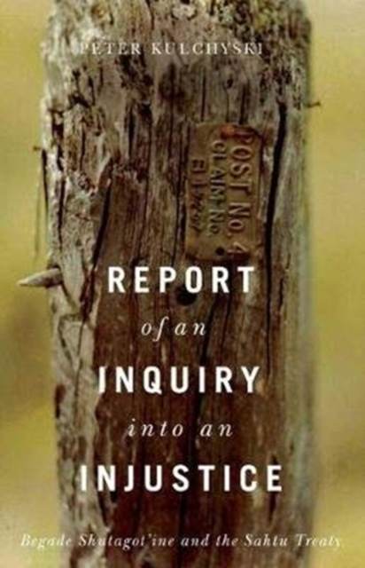 Report of an Inquiry into an Injustice