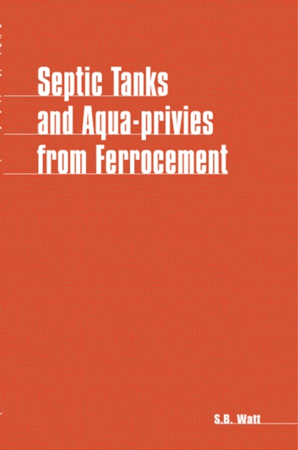 Septic Tanks and Aquaprivies from Ferrocement