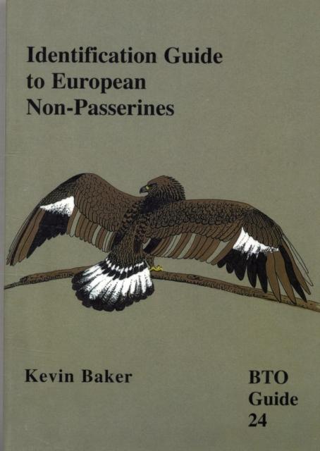 Identification Guide to European Non-Passerines
