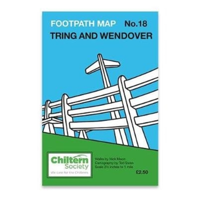 Footpath Map No. 18 Tring and Wendover