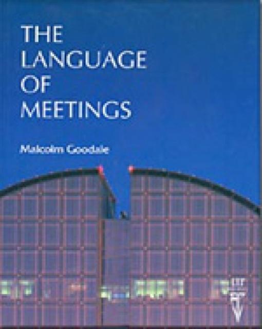 Language of Meetings