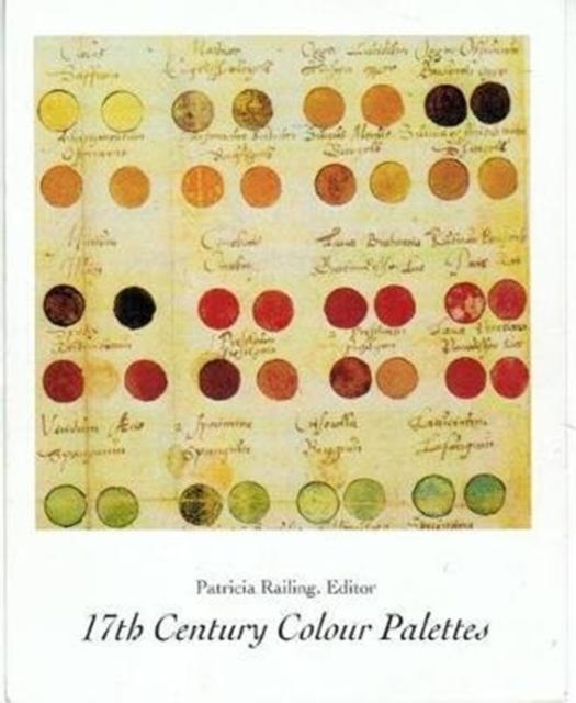 17th Century Colour Palettes