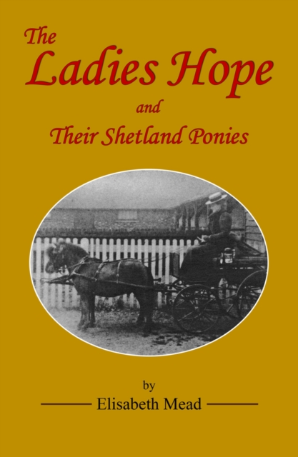 Ladies Hope and their Shetland Ponies