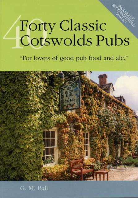Forty Classic Cotswolds Pubs