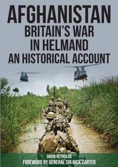 Afghanistan - Britain's War in Helmand