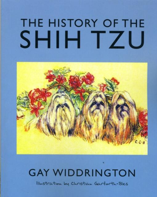 History of the Shih Tzu