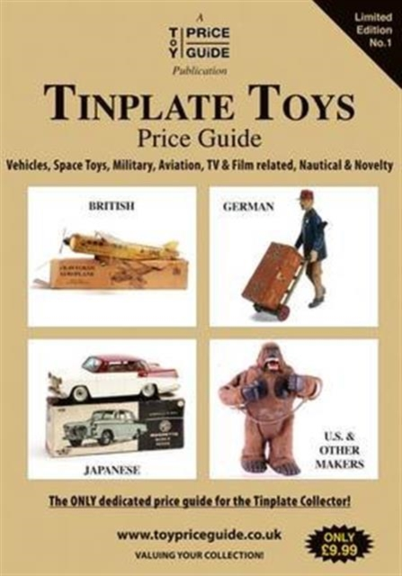 Tinplate Toys Price Guide