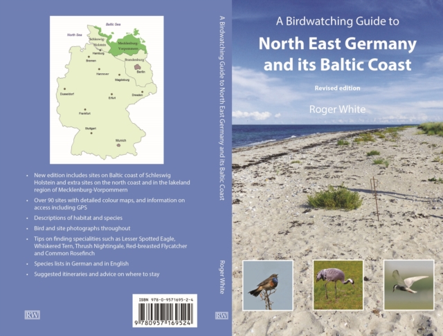 Birdwatching Guide to North East Germany and its Baltic Coast