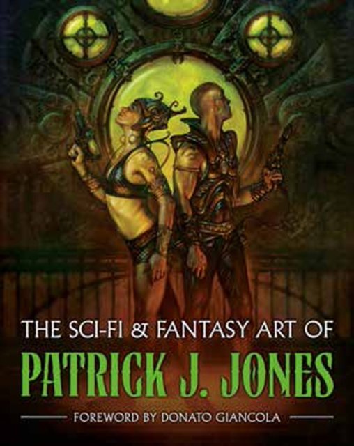 Sci-fi & Fantasy Art Of Patrick J. Jones