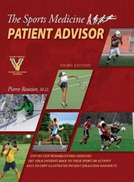 Sports Medicine Patient Advisor, Third Edition, Hardcopy