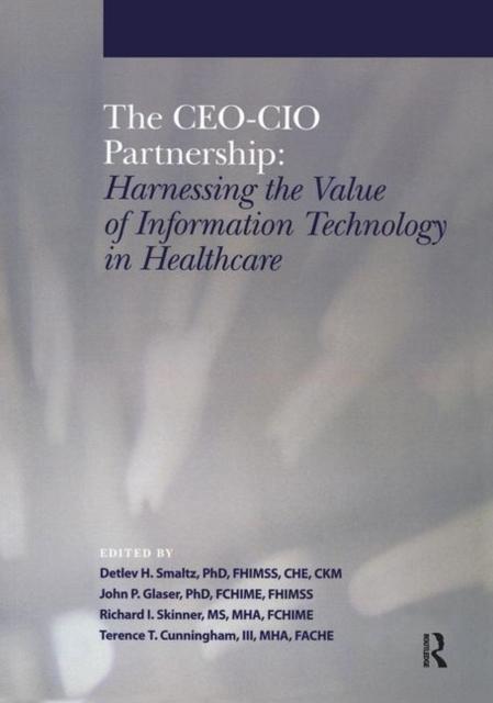 CEO-CIO Partnership