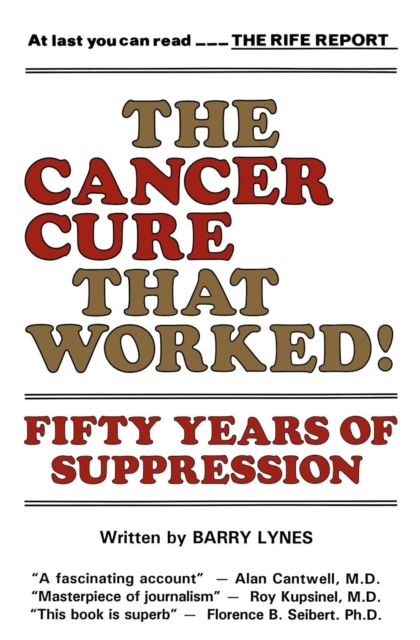 Cancer Cure That Worked