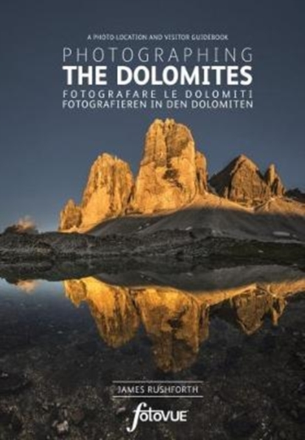 Photographing the Dolomites