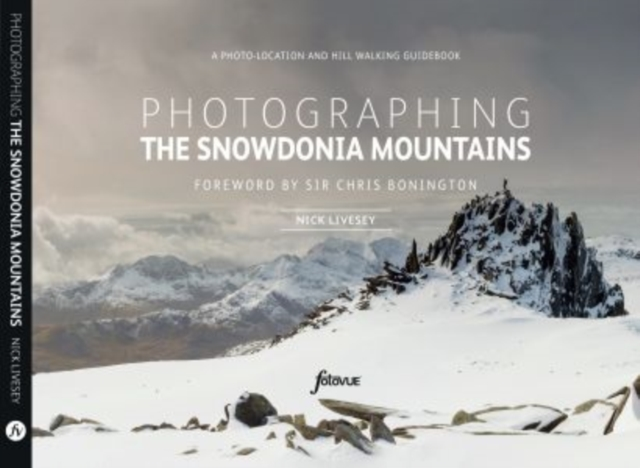 Photographing The Snowdonia Mountains