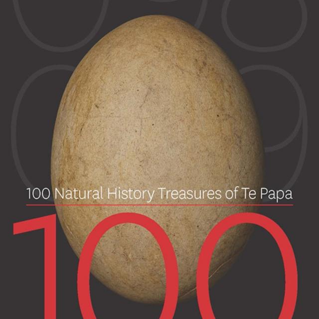 100 Natural History Treasures of Te Papa