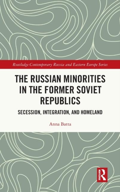 Russian Minorities in the Former Soviet Republics