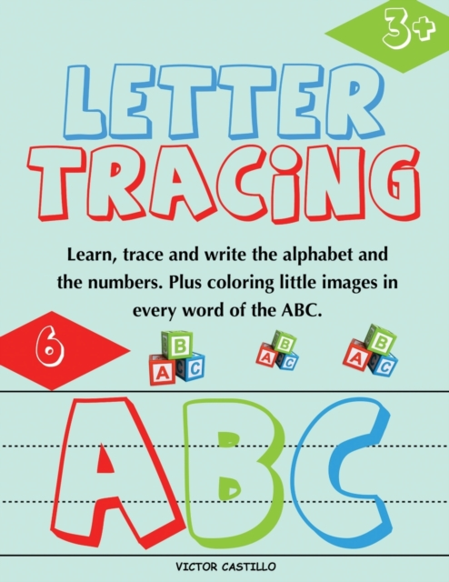 Letter Tracing and Numbers ABC