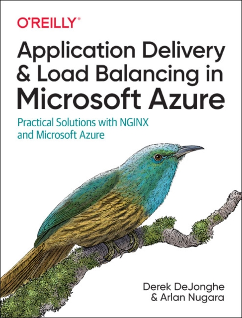 Application Delivery and Load Balancing in Microsoft Azure