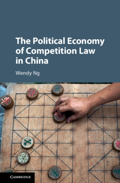 Political Economy of Competition Law in China