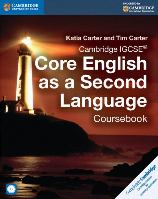 Cambridge IGCSE (R) Core English as a Second Language Coursebook with Audio CD