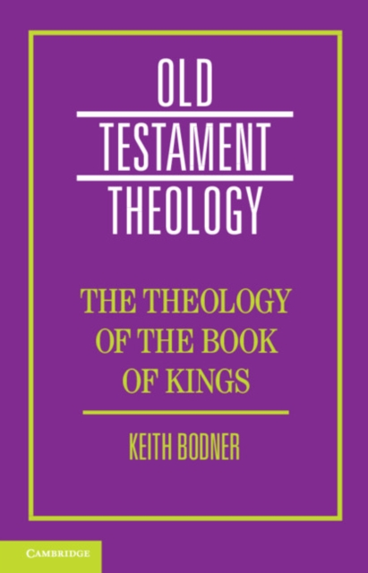 Theology of the Book of Kings