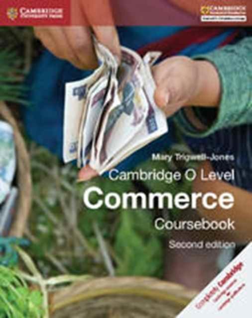 Cambridge O Level Commerce Coursebook