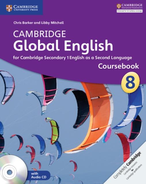 Cambridge Global English Stage 8 Coursebook with Audio CD