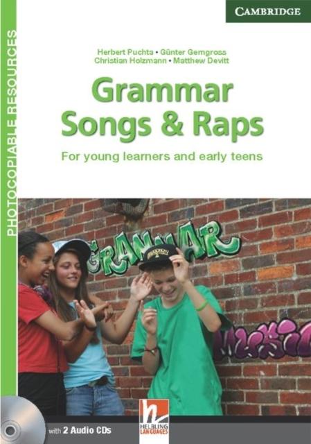 Grammar Songs and Raps Teacher's Book with Audio CDs (2)