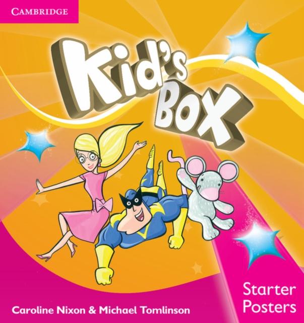 Kid's Box Starter Posters (8)