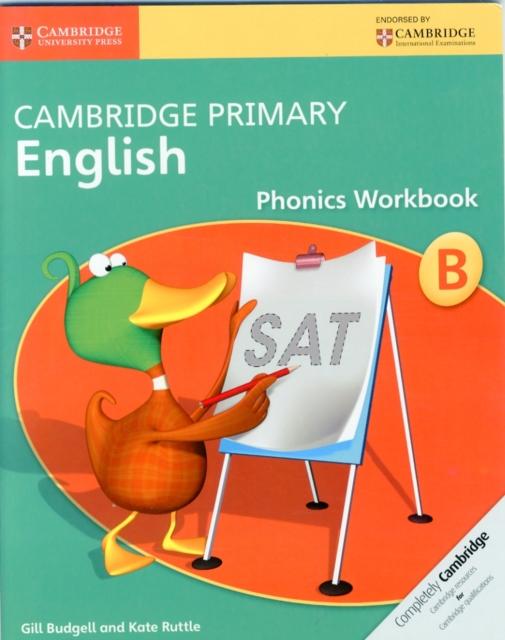Cambridge Primary English Phonics Workbook B