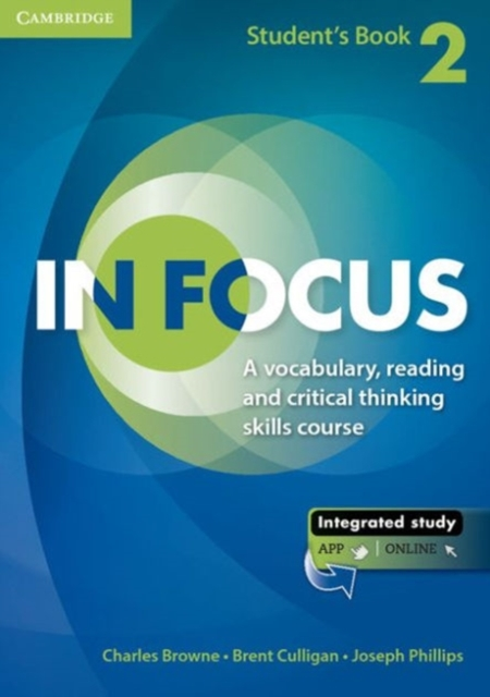 In Focus Level 2 Student's Book with Online Resources