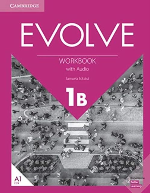 Evolve Level 1B Workbook with Audio