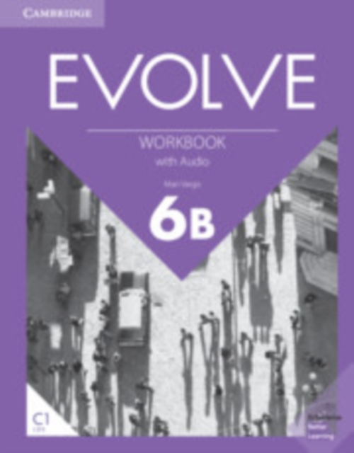 Evolve Level 6B Workbook with Audio