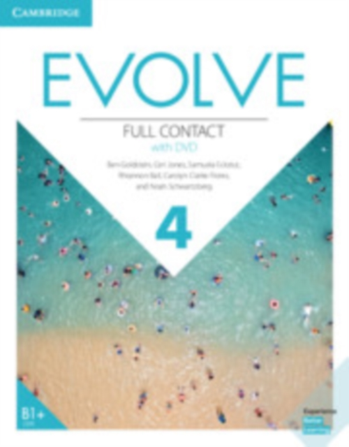 Evolve Level 4 Full Contact with DVD