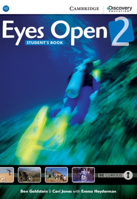 Eyes Open Level 2 Student's Book and Workbook