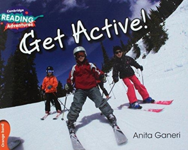 Get Active! Orange Band