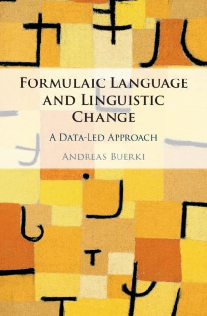 Formulaic Language and Linguistic Change