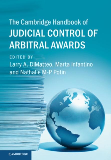Cambridge Handbook of Judicial Control of Arbitral Awards