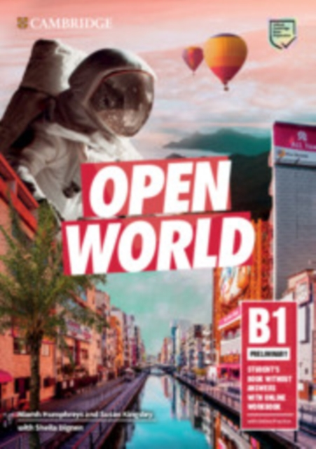 Open World Preliminary Student's Book without Answers with Online Workbook