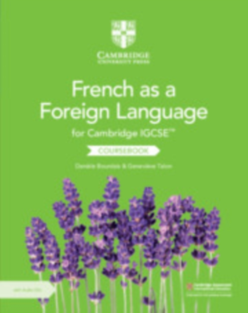 Cambridge IGCSE (TM) French as a Foreign Language Coursebook with Audio CDs (2)